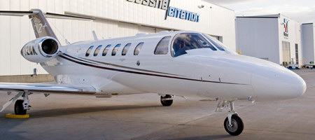 Citation CJ2+ Privatjet