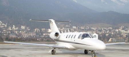 Private Jet Citation Jet CJ
