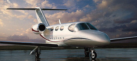 Privatjet Citation Mustang