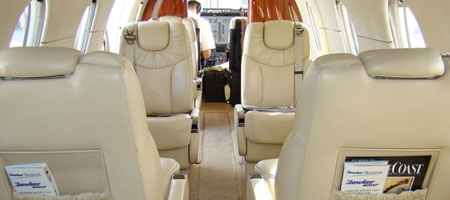 Hawker 400XP Private Jet