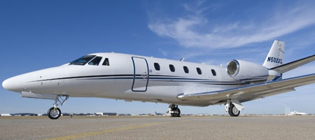 Citation Jet XLS Privatjet