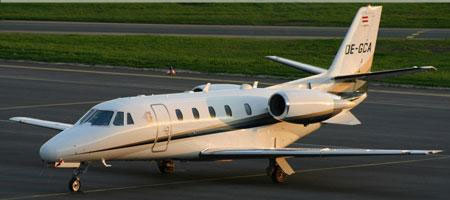 Citation Excel Businessjet