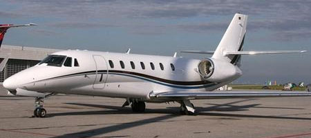 Citation Sovereign Privatjet