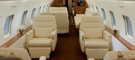 Privatjet Global Express
